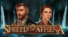 игровой автомат Rich Wilde And The Shield Of Athena